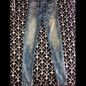 American Eagle Outfitters Jeans - Washed skinny jegging